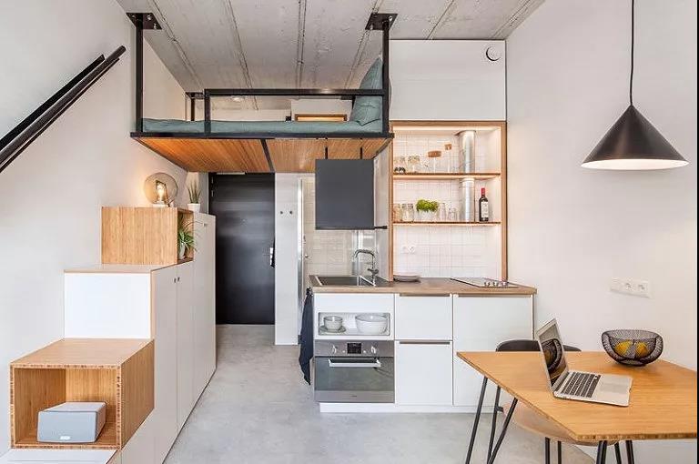 柳州公寓装修设计
