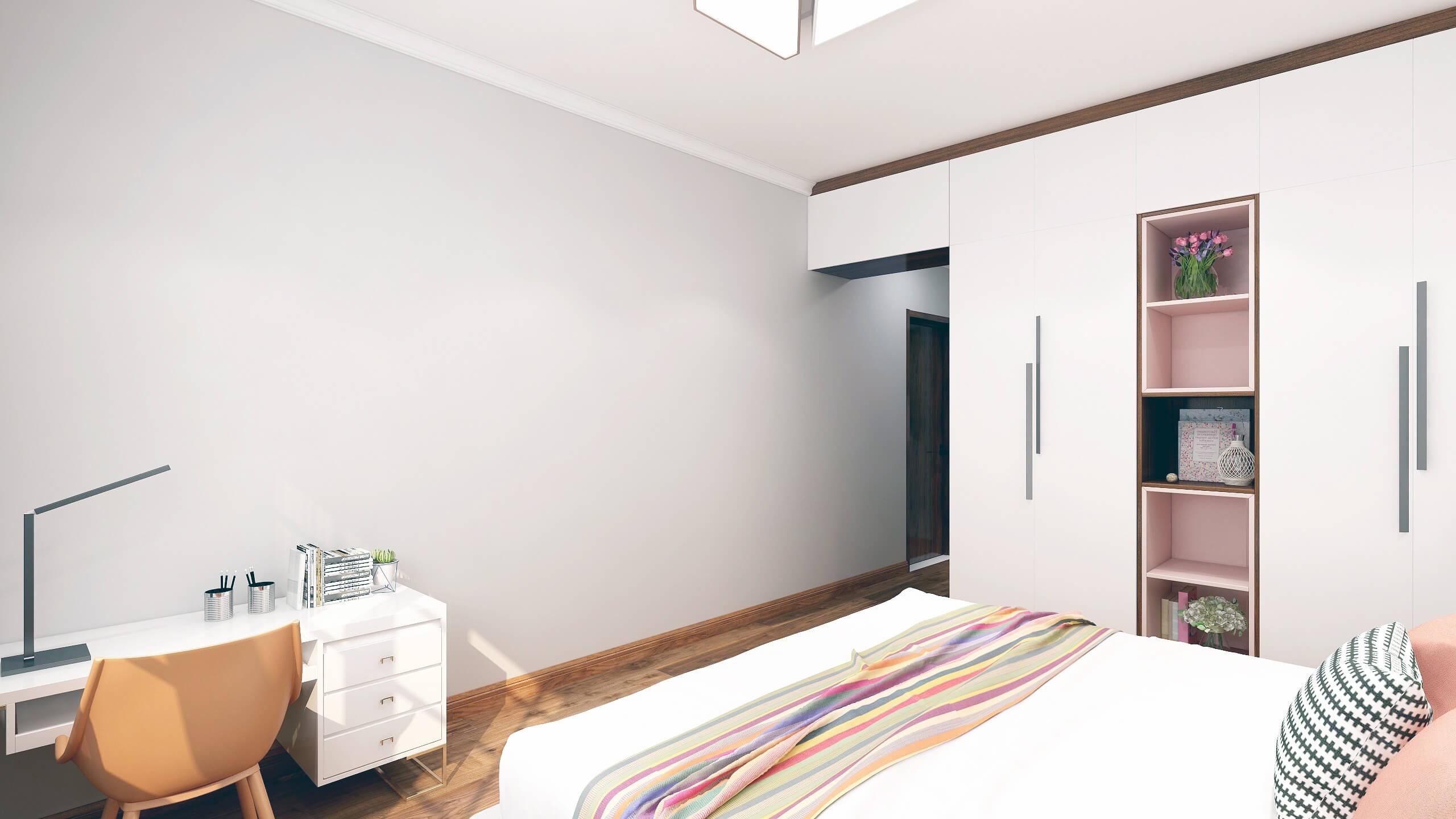 柳州卧室装修图